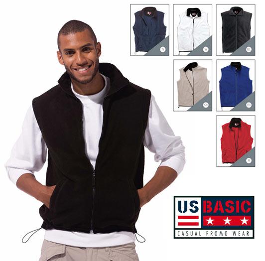us basic fleece bodywamer collection